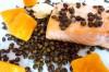 Lachsfilet mit Kürbis-Linsen-Gemüse