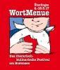 """4.-18. Mai: """"WortMenue"""" 2017-das literarisch-kulinarische Festival"""