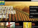 discovercaliforniawines.com consumer website debuts new lifestyle content