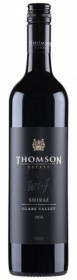 2016 Thomson Estate W&J Clare Valley Shiraz