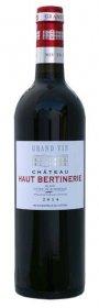 2014 Grand Vin Cháteau Haut Bertinerie