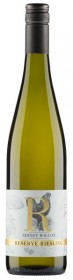 2018 R Sidney Wilcox Reserve Riesling