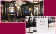 Fotos: Institute of Masters of Wine, London. Oben: Bei der Diplomfeier 2019; unten: beim Burgundertest des Jahrgangs 2016 in 2019
