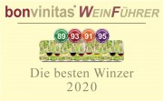 Die besten Winzer 2020 der bonvinitas Weinbewertungen - Platz 1: Weingut Wien Cobenzl der Stadt Wien