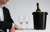 Der Sommelier für zu Hause: der PrioVino der elektrische Weinkühler