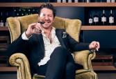 Wie Weingenießen Spaß macht - ganz ohne Angst nicht genügend zu verstehen. Interview mit Justin Leone, der es versteht, Spaß an Wein zu vermitteln