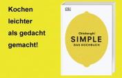 SIMPLE DAS KOCHBUCH - von Yotam Ottolenghi kinderleichtes kochen mit vielen attraktiven Rezepten