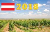 Der Weinjahrgang 2018 in Österreich: Weißweine reif und charakteristisch – Rotweine herausragender Jahrgang