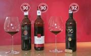Großartige Rotweine: entdeckt bei der bonvinitas Weinbewertung vom 9.3.2021 in der Kategorie 2, trocken über 12% Alkohol, rote Punkte – hoch bewertete!