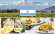 Argentinischer Weinabend mit Torta de Pasqualina und argentinischem Wein. War super mit einem Chakana Nuna 2019 White Blend – von hinreißend rustikalem Charakter - 93 bonvinitas Punkte!