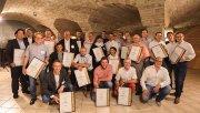 """Die Sieger des Wettbewerbs """"Best of Riesling"""" wurden am 2. Juli in Neustadt/Weinstraße ausgezeichnet."""
