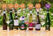 Beste Weine mit Restsüße der bonvinitas Weinbewertung vom 21.8.2017