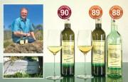 Geheimtipp: Weingut Engelhard in Hillesheim/Rheinhessen. Heiko Engelhard plus Weine von der Weinbewertung v. 6.3.2020: 90-Punkte Riesling trocken, sehr gute Grauburgunder und Silvaner mit Restsüße
