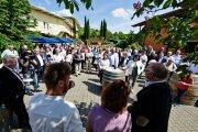 Die Sommelier-Union traf sich zur Jahreshauptversammlung am Kaiserstuhl in Baden.