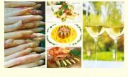 Spargel-Time: leckere Rezepte und beste Wein-Tipps