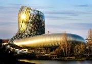 """Die neue """"Cité du Vin"""" in Bordeaux. Foto: Anaka"""