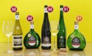 Die allerbesten Weißweine bei der bonvinitas Weinbewertung v. 2.10.2020 – Weißburgunder, Riesling und Muskateller - bis 91 Punkte