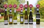 Die besten kräftigeren trockenen Weißweine: Weinbewertung 24.4.2017, der bonvinitas Kategorie 2