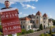 Kurhaus in Bad Neuenahr, wo am 19.11.2016 die Ahrwein-Messe ihre Pforten öffnet.