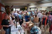 Ein Blick in die Ihringer Weinkost, die bereits 2014 ein großer Besuchermagnet war. Foto: PR