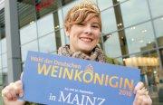 Weinkönigin Josefine Schlumberger waltet noch gut acht Monate ihres Amtes.