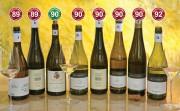 Großartige Weißweine – die besten aus der bonvinitas Weinbewertung vom 28.4.2021 mit 89 bis 92 Punkten als hervorragend taxiert. Foto: bonvinitas