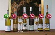 Spitzenrieslinge und ein sehr erstaunlicher Müller-Thurgau