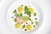 Raviolini mit Kaninchen - kalorien-leichtes Gourmet-Rezept zum selbst machen von Sternekoch Antonino Montefusco