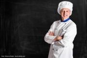 Bestens eingerichtete Küche. Prima Chance, da was ganz Großes draus zu machen