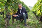 Stephan Graf von Neipperg, Vignobles Comtes von Neipperg, Bordeaux-Gebiet. Foto: © Vinexia.fr