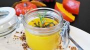 Der Herbstklassiker - die Kürbissuppe