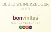 Acht beste Weinerzeuger 2018 – mit hervorragenden Tropfen