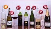 Die besten Weine der bonvinitas Weinbewertung vom 1.2.2016