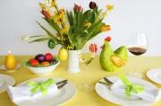 Ostern feiern: Der schön gedeckte Ostertisch, leckere Menüs, gute Wein-Empfehlungen.