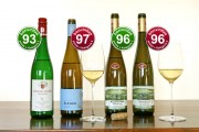 Großartige gereifte Rieslinge – deutsche Königsklasse: