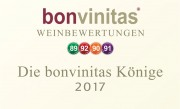 Die besten Weinerzeuger 2017: Die bonvinitas-Könige