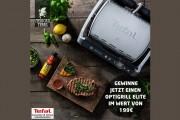 Gewinnspiel: 1x Tefal OptiGrill Elite im Wert von 199 Euro