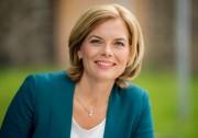 Julia Klöckner, Bundesministerin für Ernährung und Landwirtschaft. Foto: Torsten Silz