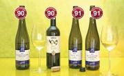 Super Weißweine trocken: aus der bonvinitas Weinbewertung vom 9.3.2021 Rheinhessen und ein herrlich grüner Sauvignon Blanc aus Südtirol