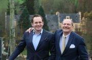 Dr. Carl von Schubert und sein Sohn Maximin von Schubert sind die jüngsten Neuzugänge im Verband Deutscher Prädikatsweingüter (VDP).