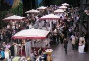 WeinMessen Rheinland-Pfalz, 2011 in Bochum. Foto: das Team Agentur für Marketing