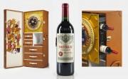Ein Flasche Château Pétrus bei Christie's für 1 Million Dollar 14 Monate an Bord der Internationalen Raumstation gereift