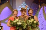 Die Jüngste hat gewonnen: Josefine Schlumberger ist die neue Weinkönigin