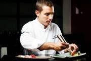 Daniel Franco, Küchenchef im Restaurant Kabuki im Ritz-Carlton Abama auf Teneriffa, mit Michelin-Stern.