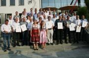Alle Preisträger (nahezu) des Grauburgunder-Preises 2017