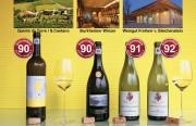 Die besten trockenen Weißweine der bonvinitas Weinbewertung v. 22.10.2018