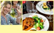 Wein zum Essen ist vorteilhaft - Trinkmuster in Bezug auf Gesundheit wichtiger als Menge