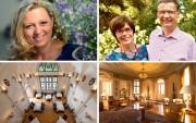 5.-7.10.2018: TOP Wein- und Genuss-Event mit Sterne-Köchin Cornelia Poletto, Master-Sommeliere Natalie Lumpp und TV-Star Günther Jauch im Schlosshotel Burg Schlitz.