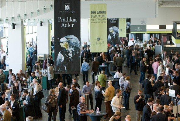 "VDP Trade Fair ""Weinbörse 2012"" in Mainz, Germany"