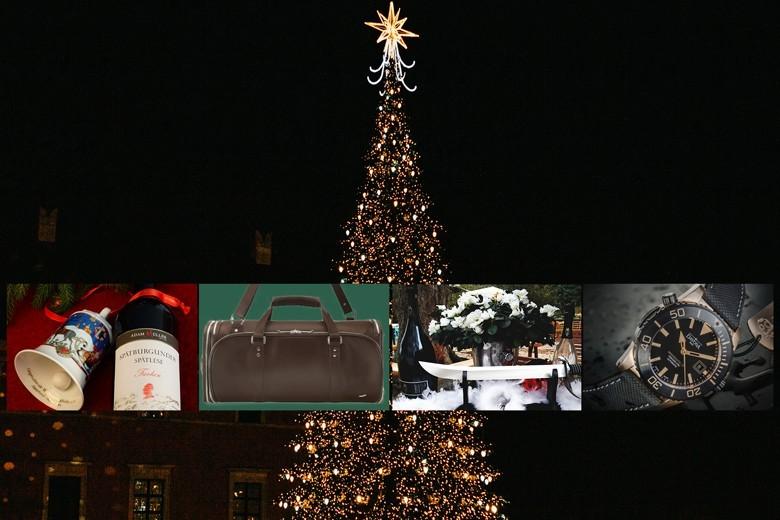 Super Geschenkideen – Wein und vieles Tolles mehr - zu Weihnachten 2018